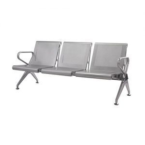 Powder Coated Steel Airport Waiting chair WL900