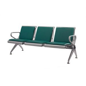 Powder Coated Steel Airport Waiting chair WL900-S
